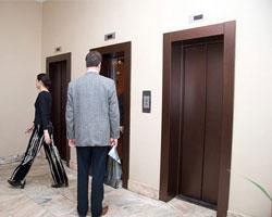 «Умные» лифты с TV появится в столице РФ