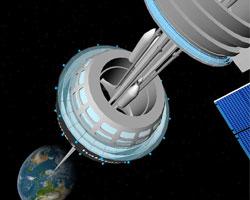 Космический лифт уже в проекте