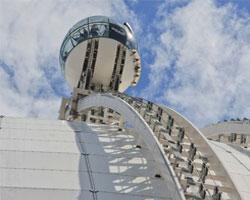 Знаменитые лифты: SkyView