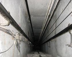 Еще один оборвавшийся лифт… Жертв нет…