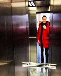 «Поющий лифт» заработал в одном из зданий в Удмуртии
