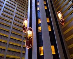 2-этажный лифт в Нью-Йорке