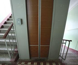 В лифте погиб месячный ребенок