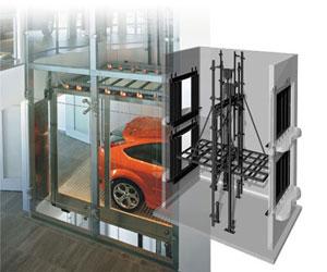 Автомобильный лифт