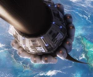 Лифт в космос пока построить нельзя!
