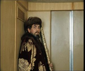 Экстренная ситуация в лифте
