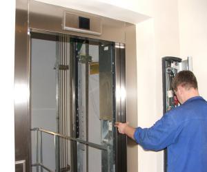 Обслуживание лифтового оборудования